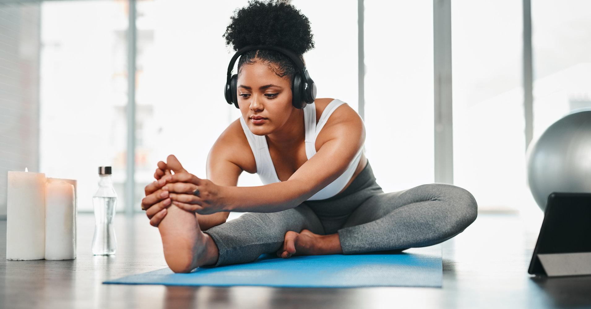 7 Dope Black, Female Fitness Gurus To Follow On YouTube - 21Ninety
