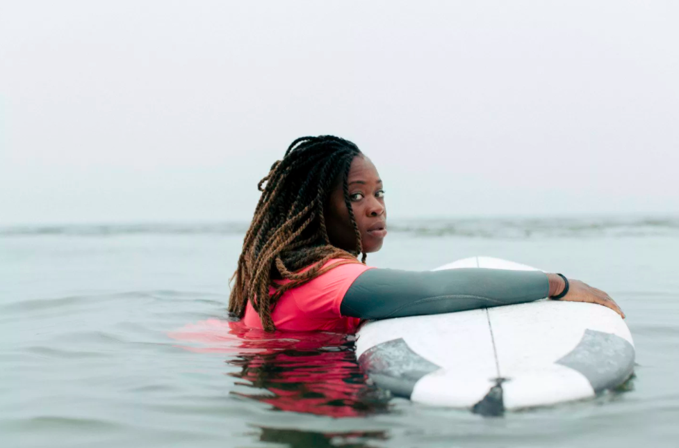 Check Out This California Nonprofit That Introduces Black Women To Surf Culture