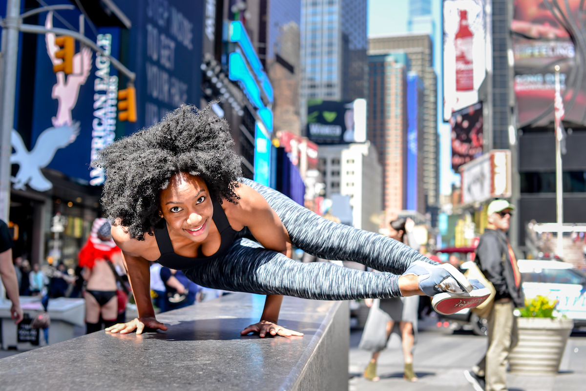 How Yoga Green Book is continuing to bring yogis of color together